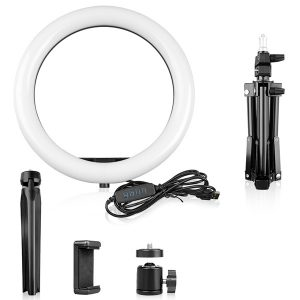 10-LED-Ring-Light