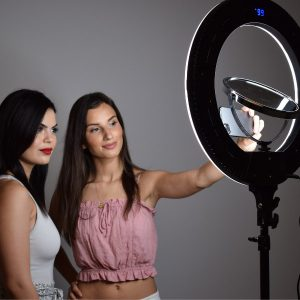 Influencer Range Ring Light