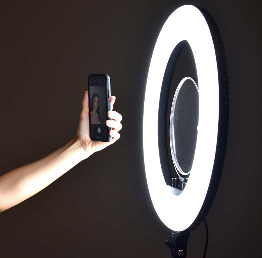 ring lights myths